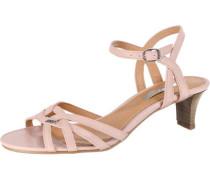 Sandalette 'Birkin' rosa