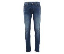 Jeans 'Tepphar' blue denim