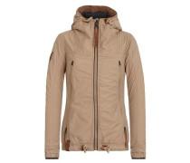Female Jacket 'Jugo Booooossss II' beige