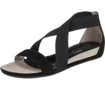 Sandaletten 'Alena' schwarz