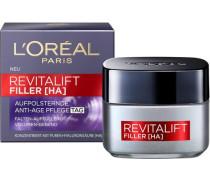 'RevitaLift Filler Tag' Gesichtspflege weiß
