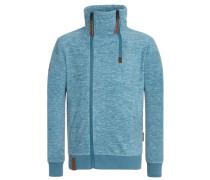 Zipped Jacket Schnitzelpopizel hellblau