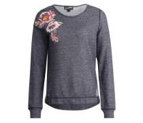 Sweater marine / mischfarben