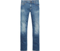 Jeans »Mercer - STR Medina Blue« blue denim