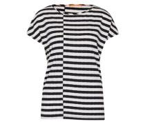 Shirt 'Treifen' mischfarben