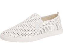 Slipper weiß