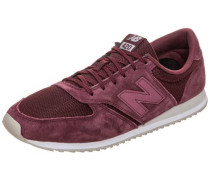 'u420-Bts-D' Sneaker weinrot