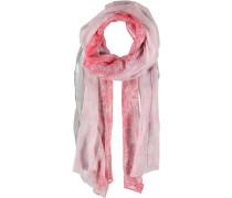 Viskose Schal pink