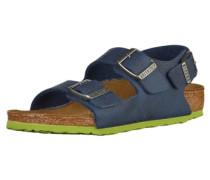 Sandalen Milano Kids blau / grasgrün