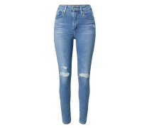 Jeans 'rise'