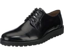 Manfred Freizeit Schuhe schwarz
