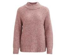 Strick-Pullover 'objpatricia' rosé