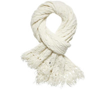 Schal »Luca Cable Scarf« weiß