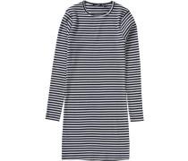 Kinder Kleid schwarz / weiß