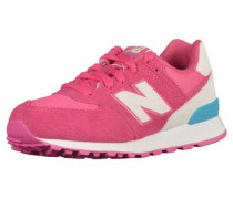 Sneaker Kinder pink