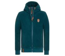 Male Zipped Jacket 'Mach Et Otze IV' grün