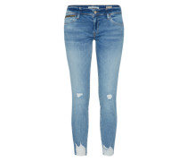 'serena Ankle' Skinny Jeans blue denim