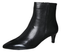 Stiletto-Stiefelette schwarz