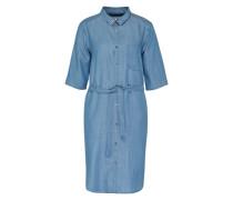 Blusenkleid 'Sabra' blau