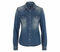 Jeansbluse »Ansley« blue denim