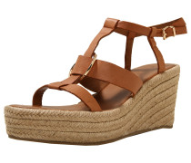 Sandale karamell