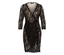 Kleid 'Miri Lace' schwarz