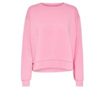 Oversize-Sweatshirt hellpink