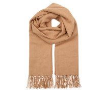 Wollschal 'Stacy' beige