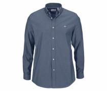Button-Down Hemd marine