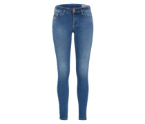 'Slandy' Jeans Skinny Fit 084Nm blue denim