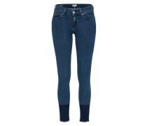 'Nora' Jeans black denim