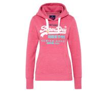 Sweatshirt 'premium Goods' pink