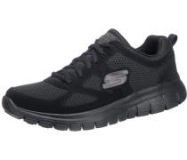 'Burns Agoura' Sneakers schwarz
