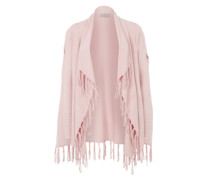 Poncho 'TulaL' pink