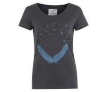 T-Shirt 'Mari' grau