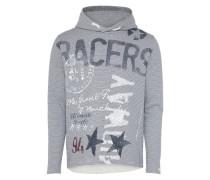 Sweatshirt 'msw Racers' grau