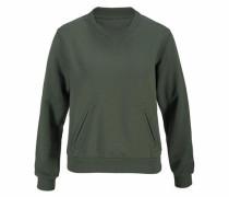 Sweatshirt 'Hybrid Archive Cropped'