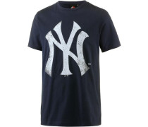 'Athletic New York Yankees' T-Shirt Herren navy