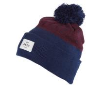 Mütze 'Boulder' blau