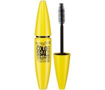 'Volum - Express The Colossal 100% Black' Mascara gelb / schwarz
