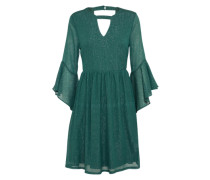 Kleid 'grass-2' tanne