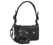 Bauletto Mini Bag Schultertasche Leder 18 cm