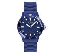 "Armbanduhr ""so-2577-Pq"" blau"