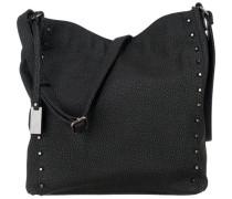 Handtasche 'Susan' schwarz