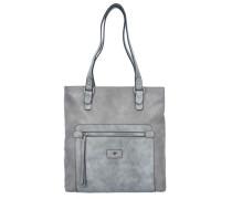 'Ella' Shopper Tasche 31 cm grau