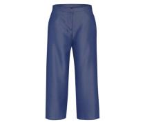 Culotte 'Yascan' blau