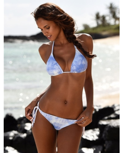 jette joop damen jette triangel bikini blau reduziert. Black Bedroom Furniture Sets. Home Design Ideas
