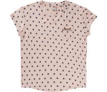 T-Shirt für Mädchen rosé
