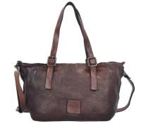 'Tarassaco Shopper' Tasche 23 cm dunkelbraun