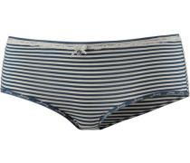 Panty marine / weiß